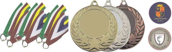 Assemble Your Own Medals Cut Costs Min Qty